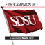 The Campaign for SDSU flag logo