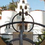 Hepner Hall during Explore SDSU 2011