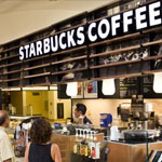 Starbucks Coffee in East Commons