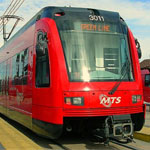 MTS trolley