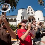 Marching Aztecs Prepare for Season Preview Concert