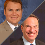 Mayoral candidates Carl DeMaio (left) and Bob Filner.