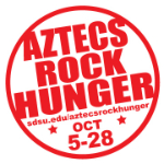 Aztecs Rock Hunger 2012