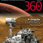 Cover image of 360 Magazine