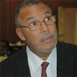 Robert G. Robinson, former associate director for health equity for the Center for Disease Control's smoking and health office