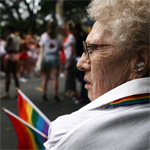 LGBT senior: Getty Images