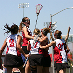 Women's lacrosse club team