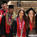There will be eight separate commencement ceremonies throughout the weekend.