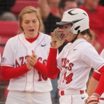 Softball won at least a share of its sixth Mountain West championship.