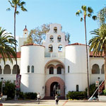SDSU's Facebook fans voted Hepner Hall the most popular building on campus.