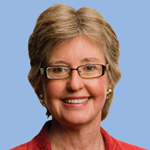 Provost Nancy Marlin headshot