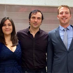 From left: Alysa Hope, Kayla Gautereaux, David Adam Moore, Matthias Villwock and Radames Gil.