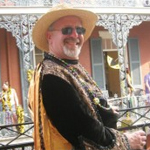 Ron King in New Orleans
