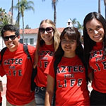 Aztec Students