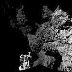 The European Space Agency's Philae space probe landed on a comet earlier this week.
