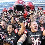 SDSU Heads to Poinsettia Bowl