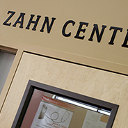 Zahn Center outside