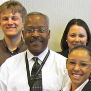 Mack Jenkins supervises SDSU social work interns at the San Diego County Probation Department. He is chief probation officer.