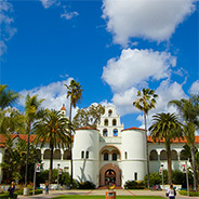 Hepner Hall.