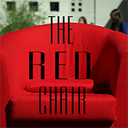 The SDSU red chair