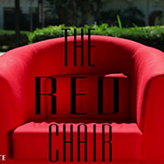 SDSU Red Chair