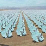 A solar farm in Imperial County, California.