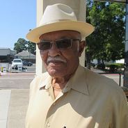 Leon Williams received an honorary doctorate degree in human relations from SDSU in 2007. (Credit: Brooke Ruth/KPBS)