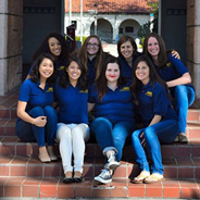 The Women's Transportation Seminar SDSU chapter is the first student chapter in California. (Credit: Women