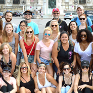 SDSU is ranked as a top 10 university for students studying abroad. (Credit: PSFA)