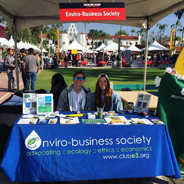 The SDSU Enviro-Business Society meets every other Wednesday in the Conrad Prebys Aztec Student Union. (Credit: SDSU Enviro-Business Society)