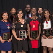 2016 Quest for the Best Winners (Credit: SDSU Student Life and Leadership)