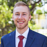 Hayden Willis is a finance major involved in several student organizations on campus. (Credit: Hayden Willis)