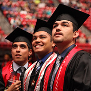 More than 10,000 SDSU students will graduate at the university's commencement ceremonies this weekend.
