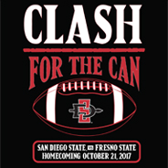 2017 SDSU Homecoming Logo