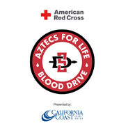 Aztecs for Life Blood Drive presented by California Coast Credit Union