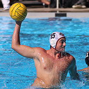 Josh Heller (Credit: Collegiate Water Polo Association)