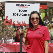 Explore SDSU 2018 takes place on Saturday, March 17.