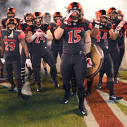 SDSU opens the 2018 season on Friday, Aug. 31, at Stanford.