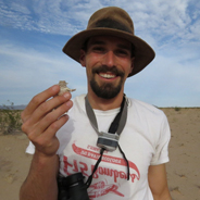 Hannes Schraft is a Ph.D. student in the SDSU biology department.
