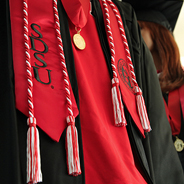 SDSU Commencement Weekend will be held Thursday, May 10 through Sunday, May 13.