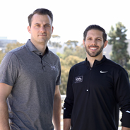 Shake Smart co-founders Martin Reiman and Kevin Gelfand (Photo: Liana Gilkey)