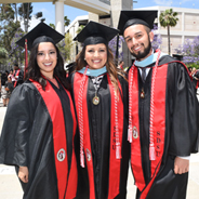 Viejas Arena is expected to reach its 12,414-person capacity during several commencement ceremonies this weekend.
