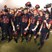 SDSU has won five consecutive games against San Jose State.