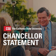 California State University Chancellor Timothy P. White