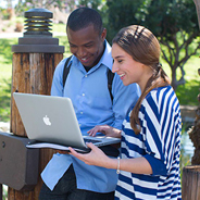 SDSU students (Photo: Tim Mantoani)
