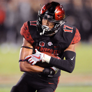 SDSU junior cornerback Ron Smith