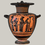 Athenian Vase Painting (Credit: The Metropolitan Museum of Art)