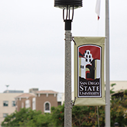Record number of prospective students applied to SDSU for fall 2019.