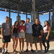 Sustainability tours are available to learn about all the projects happening on campus.