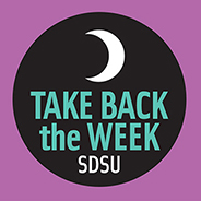 SDSU hosts Take Back the Week to spread awareness about issues surrounding sexual violence.